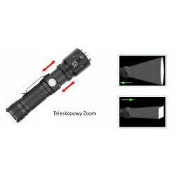 Latarka BatteryFirst BF09-P50 Cree XHP50