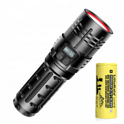 Latarka BatteryFirst BF151 Cree XHP70